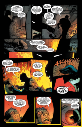 Preview VO - Batman : Last Knight on Earth #2 4