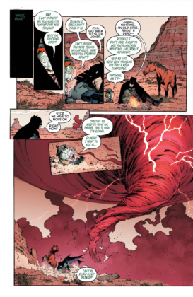 Preview VO - Batman : Last Knight on Earth #2 5