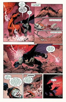 Preview VO - Batman : Last Knight on Earth #2 6