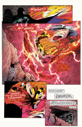 Preview VO - Batman : Last Knight on Earth #2 7