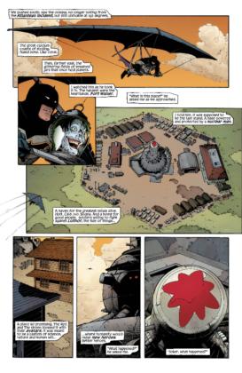 Preview VO - Batman : Last Knight on Earth #2 8