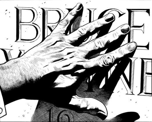 Warren Ellis retrouve Bryan Hitch pour la maxi-série Batman's Grave 2