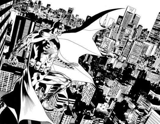 Warren Ellis retrouve Bryan Hitch pour la maxi-série Batman's Grave 3