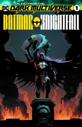 DC revisite ses classiques à travers des one-shots sur le Dark Multiverse 1