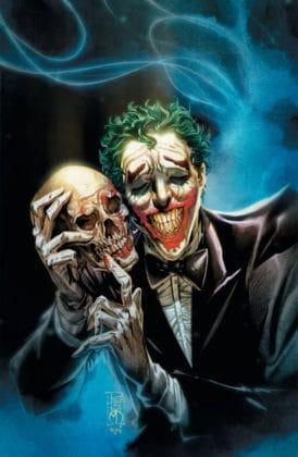 John Carpenter Joker Year of the Villain