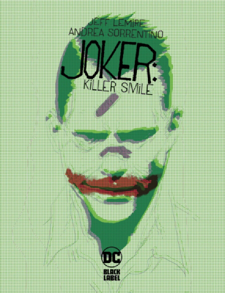 Joker Killer Smile Jeff Lemire