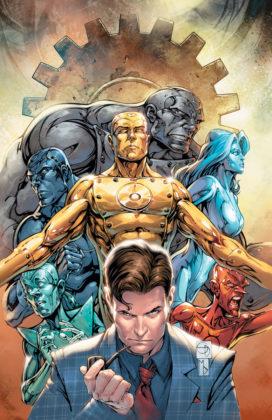 DC annonce une maxi-série Metal Men 1
