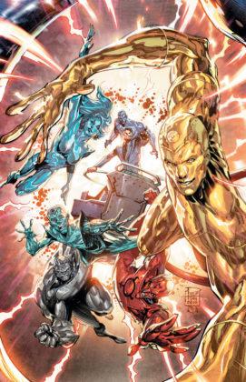 DC annonce une maxi-série Metal Men 2