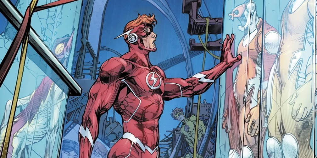 flash rebirth image