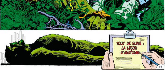 Review VF - Alan Moore présente Swamp Thing Tome 1 2