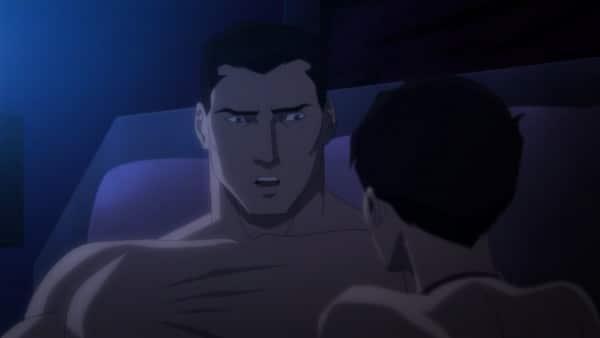 Review TV - Batman : Hush 27