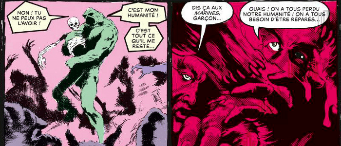 Review VF - Alan Moore présente Swamp Thing tome 1 1