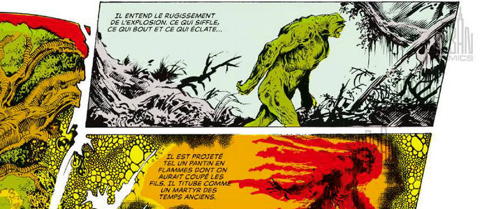 Review VF - Alan Moore présente Swamp Thing tome 1 3