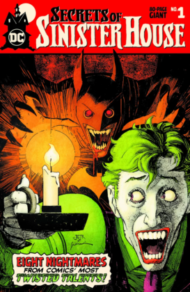 DC sort le one-shot Secrets of Sinister House pour Halloween 1
