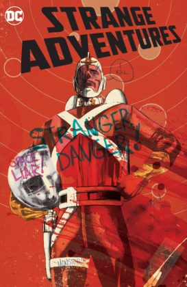 Mitch Gerads tease un projet Adam Strange avec Tom King 1