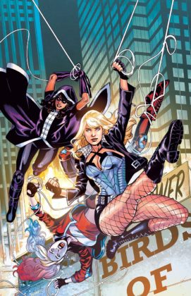 Brian Azzarello relance les Birds of Prey en octobre 1