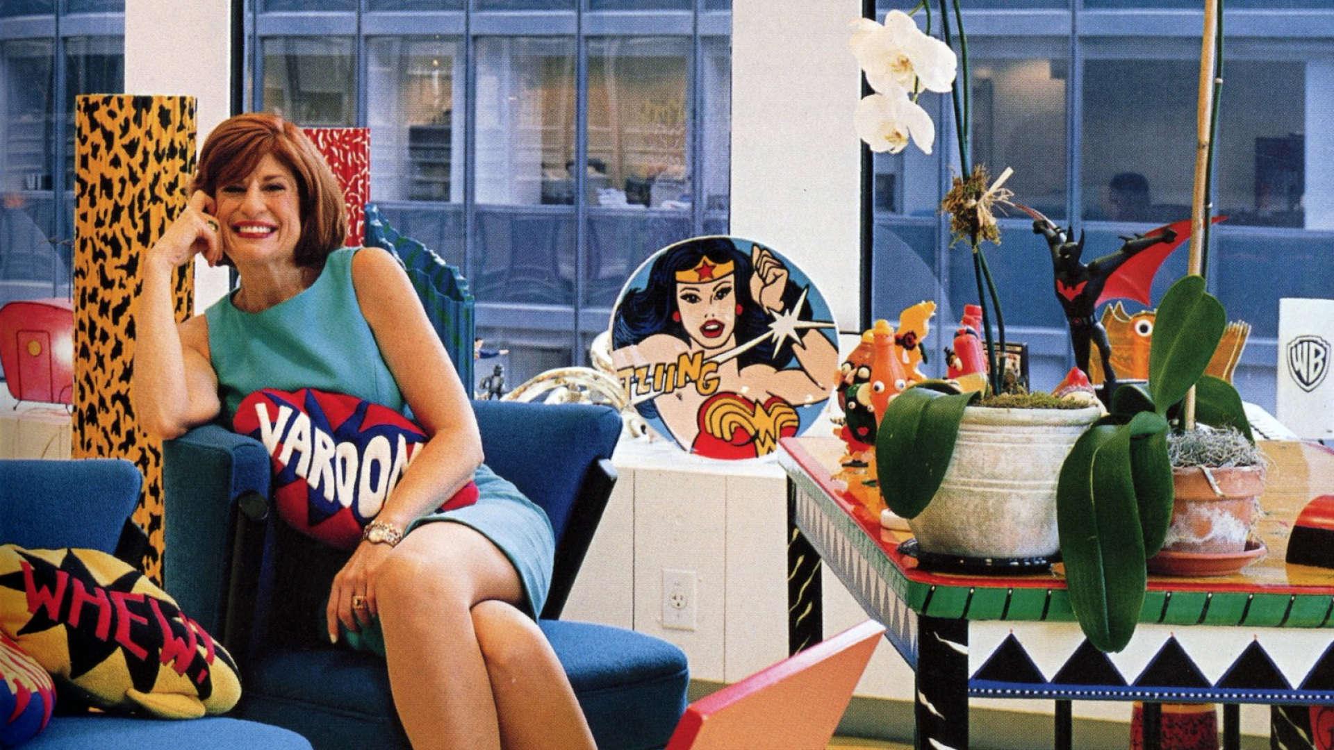 L'humeur du lundi #88 - Il nous faut une nouvelle Jenette Kahn ! 1