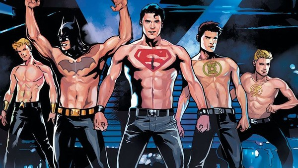 Off My Mind #89 : Qui dirige vraiment DC et Warner ? 1