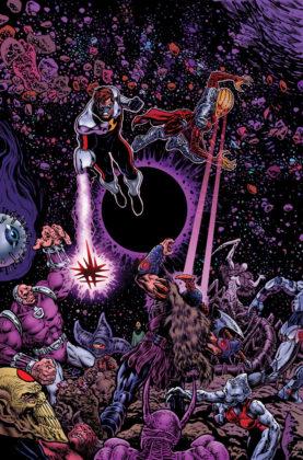 Une mini-série Green Lantern : Blackstars par Grant Morrison 1
