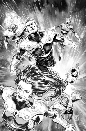 Une mini-série Green Lantern : Blackstars par Grant Morrison 3