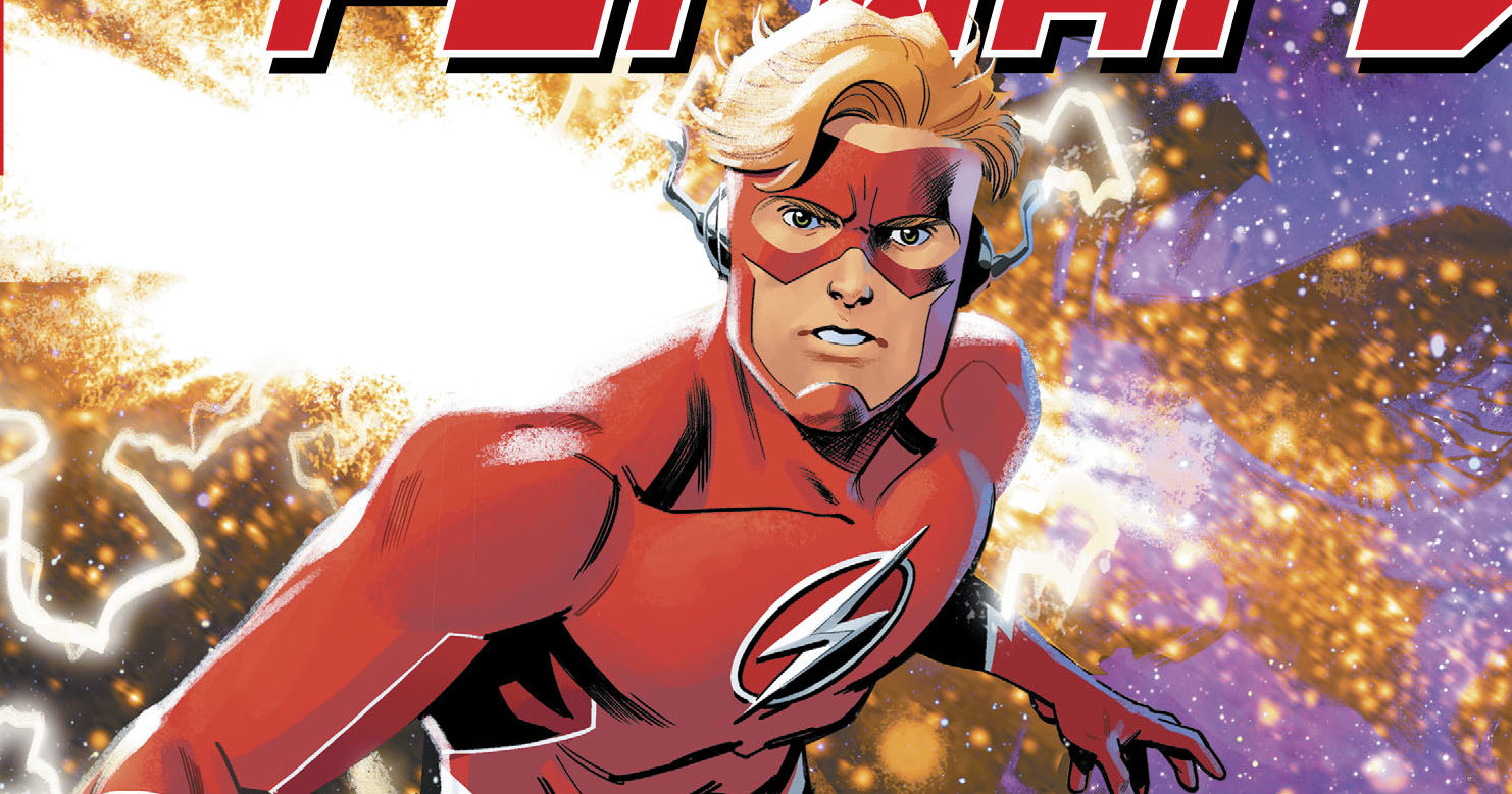 Review VO – Flash Forward #1