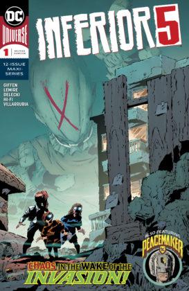 Retards annoncés sur plusieurs titres dont Birds of Prey #1 et Batman Vs. Ra's Al Ghul #5 3