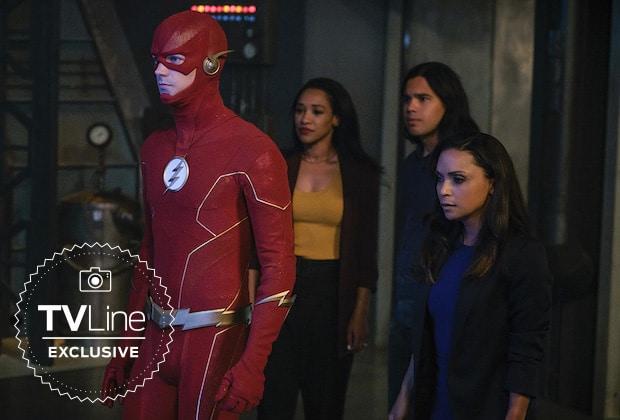 The Flash dévoile en intégralité son nouveau costume pour la saison 6 31