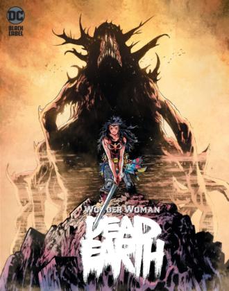 Wonder Woman Dead Earth Daniel Warren Johnson cover