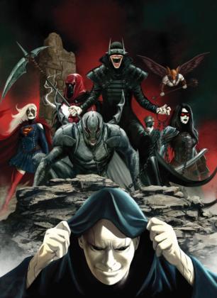Batman Who Laughs déclare la guerre à Lex Luthor dans Year of the Villain : Hell Arisen 1
