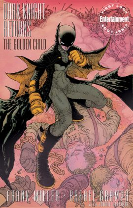 DC annonce The Dark Knight Returns : The Golden Child 1
