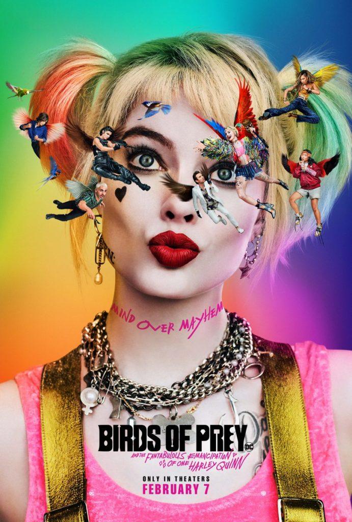 Birds of Prey : Un nouveau poster 1