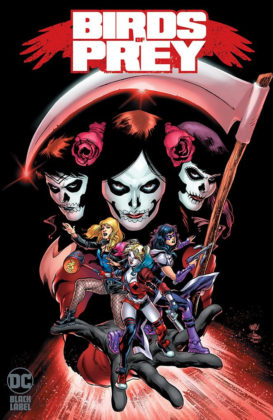 Le Birds of Prey de Brian Azzarello est repoussé et rejoindra le Black Label 1