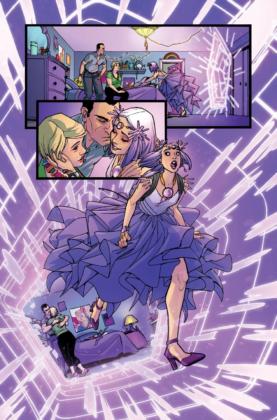 DC annonce un titre Amethyst et évoque le futur de Wonder Comics 2