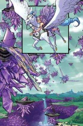 DC annonce un titre Amethyst et évoque le futur de Wonder Comics 4