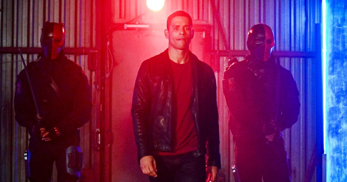 Review TV - Arrow Saison 8 Episode 2 : Welcome to Hong Kong 4