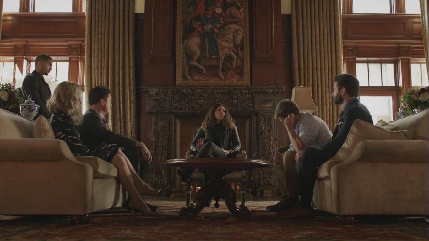 Review TV - Arrow Saison 8 Episode 1 : Starling City 1