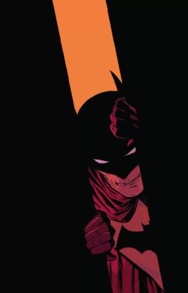 Batman Annual #4 Lee Weeks