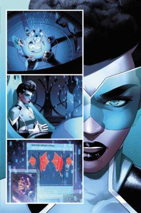 Découvrez la nouvelle Green Lantern dans ce premier aperçu de Far Sector #1 10