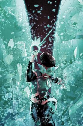 Découvrez la nouvelle Green Lantern dans ce premier aperçu de Far Sector #1 11