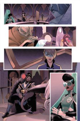 Découvrez la nouvelle Green Lantern dans ce premier aperçu de Far Sector #1 7