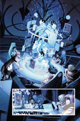 Découvrez la nouvelle Green Lantern dans ce premier aperçu de Far Sector #1 8