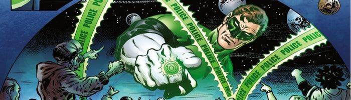 Review VF - Hal Jordan : Green Lantern tome 1 2
