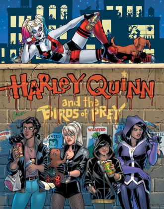 DC annonce Harley Quinn and the Birds of Prey 1