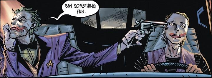 Review VO - Joker : Year of the Villain #1 par John Carpenter 31