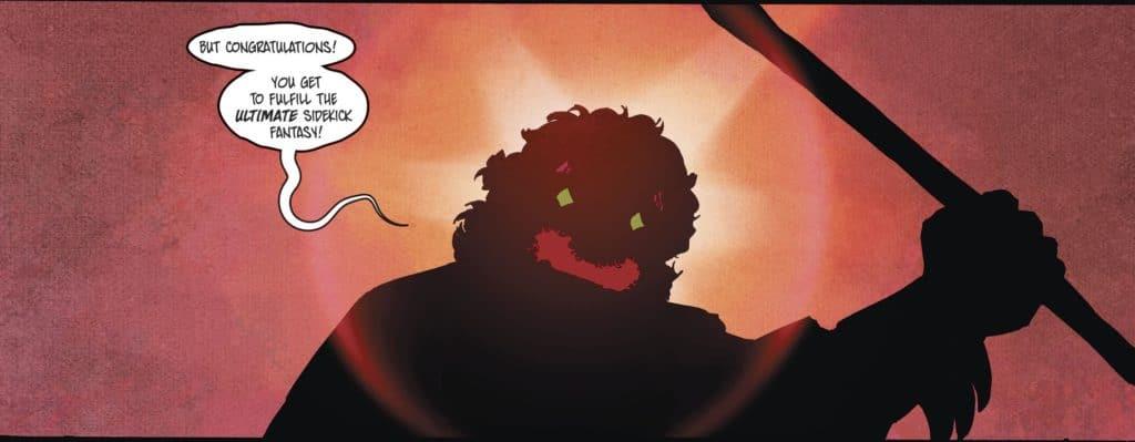 Review VO - Joker : Year of the Villain #1 par John Carpenter 32