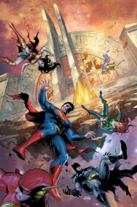 Scott Snyder quitte le titre Justice League en janvier 1