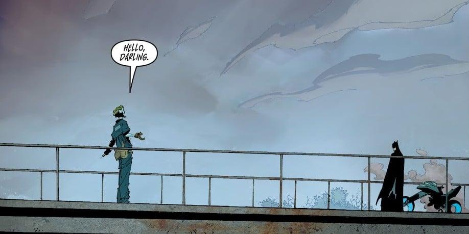 Joker Renaissance rencontre Batman