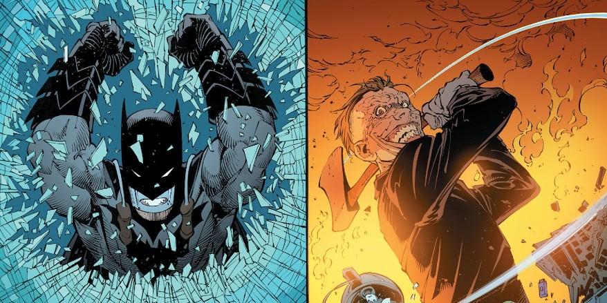 Joker et Batman New 52