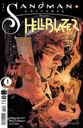Preview VO - Sandman Universe Presents Hellblazer #1 1