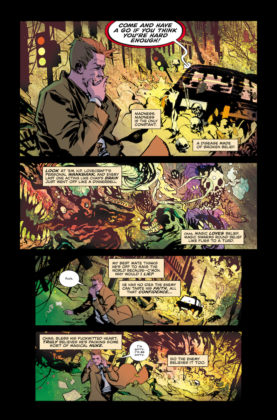 Preview VO - Sandman Universe Presents Hellblazer #1 6